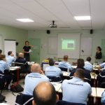 training_french_gendarmes