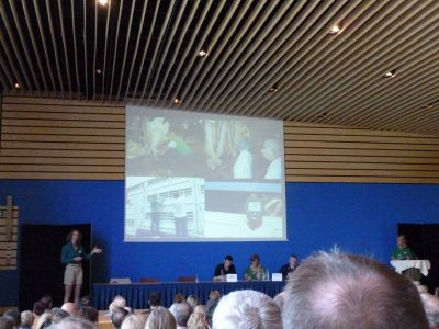 14.06.2012 Presentation at Congress on Animal Law for Belgian police and attorneys