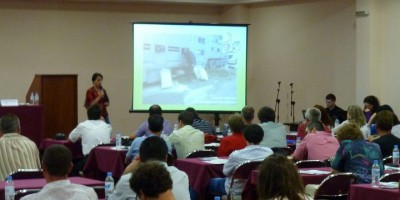 23.05.2013 Theory training of Bulgarian police and veterinarian inspectors