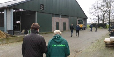 27.01.2015 Vetvice invites EonA inspectors to visit two dairy farms, NL