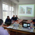 Police training Tatabanya
