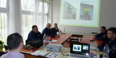 30.03.2015 Polizeitraining in Ungarn
