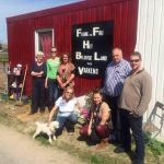 Frank and Frij free-range pig farm