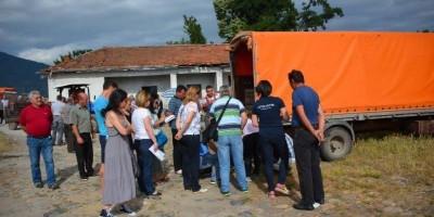 14.06.2015 Veterinärschulung in Mazedonien