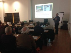Training course in Eger