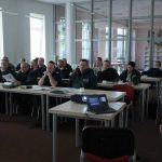 Theory- training course to the Lubuskje highway police