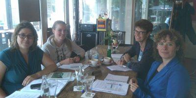 12.07.2016 Treffen mit RDA über Tierschutz auf Pferdemärkten, NL