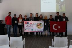 Meeting with 12 veterinarians from Turkey