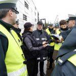 Practical training Gdansk