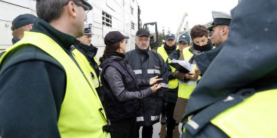 17.11.2016 Training of Road Police and Veterinarians in Gdansk (Poland) – Practical part