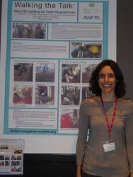 Poster at OIE conference