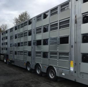 New Hunland transporter