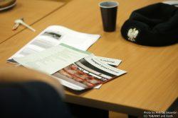 Police Training brochures