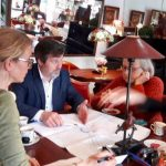 Meeting with Rondeel