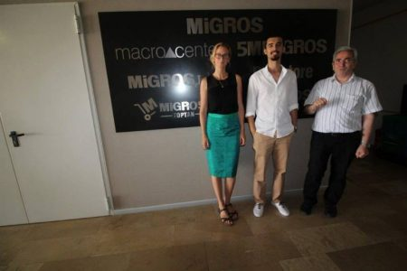 03.07.2017 Animal-Welfare training of Migros supermarket auditors responsible for meat selection