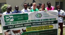 West africa center for protection of animal welfare