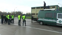 Practical training of official Polish road inspectors