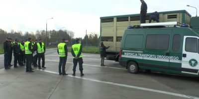 26.10.2017 Practical training of official Polish road inspectors (ITD) in Krakow- Day 2