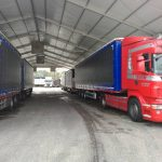 Trucks at Remkes