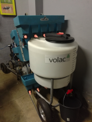 Volac mobile water tank