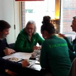 Meeting with Rondeel and Den Ouden