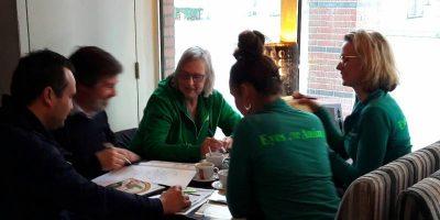 12.02.2018 Meeting with Rondeel and Den Ouden chicken-catchers