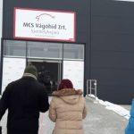 MCS pig slaughterhouse