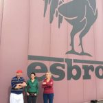 Eyes on Animals team at esbro