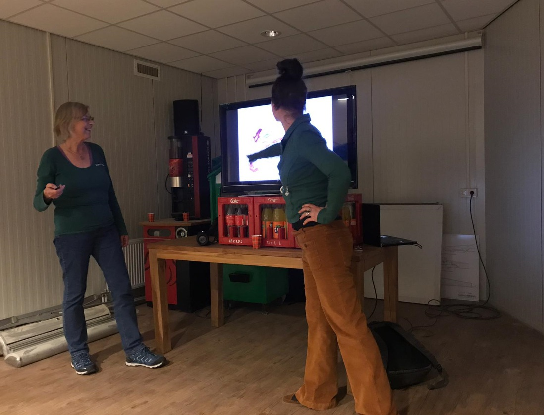 Animal welfare training