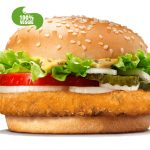 Veggie King Burger King