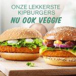 Veggie burger McDonalds