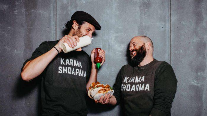 Karma Shoarma wil grootste kebabmerk ter wereld worden