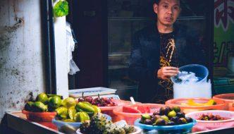 Vegetarian food in China